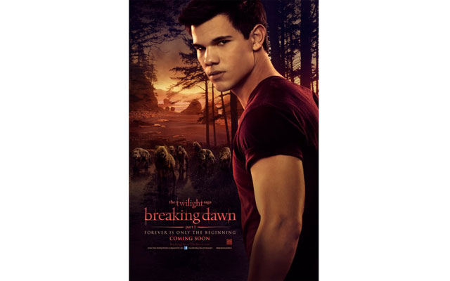 Breaking Dawn Part 1 posters released