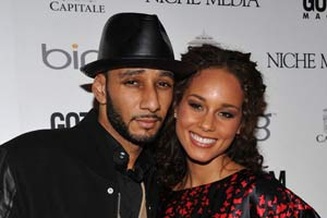 Alicia Keys and Swizz Beatz put on united front amidst infidelity rumours