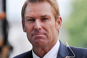 Shane Warne speaks out about the botox rumours