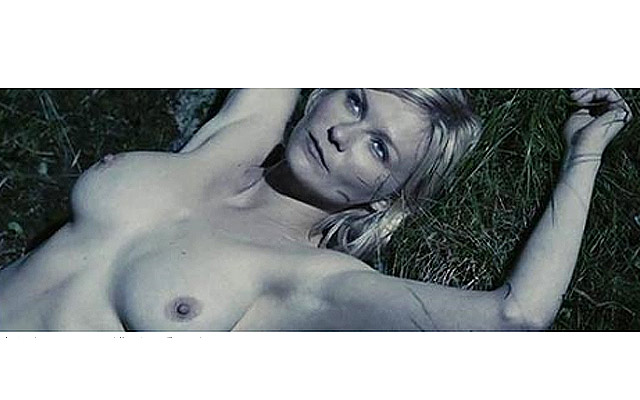 Kirsten Dunst goes topless for new film