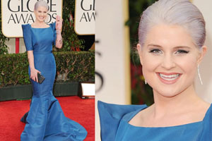Red Carpet fashion from the 2012 Golden Globes
