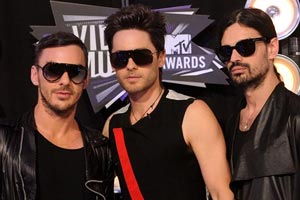 30 Seconds To Mars deny split