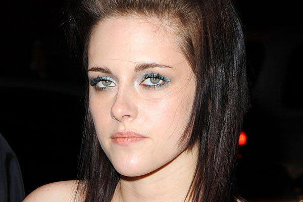 Kristen Stewart drops 'c bomb'  when talking about herself