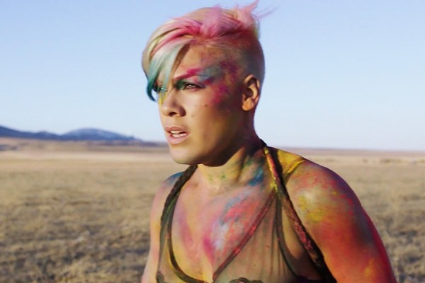 Pink's Music Video for latest single 'Try'