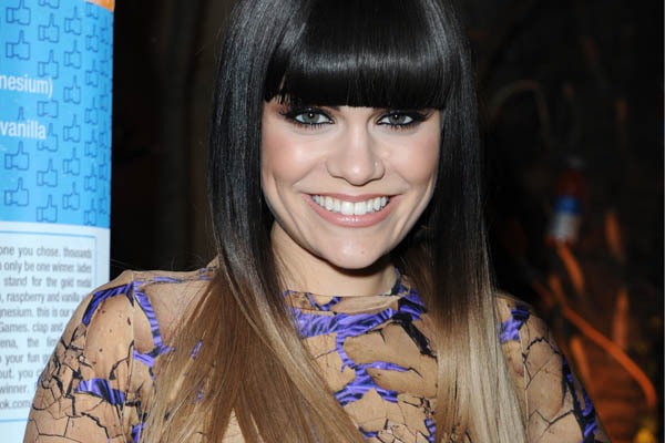 jessie J realises he tattoo has a mistake