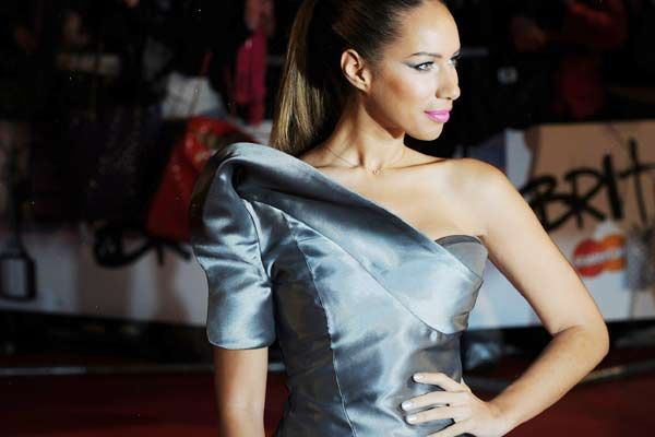 Who does Leona Lewis think would make a good Christian Grey?