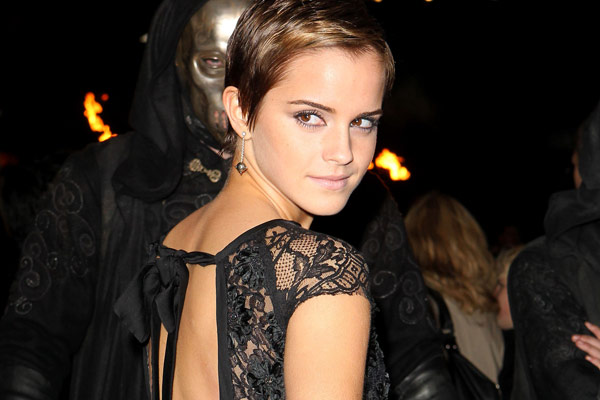Emma Watson picked Del Toro for Beauty & The Beast Revamp.