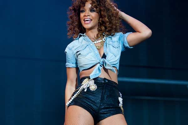 Rihanna wants you to get over the Chris Brown incident