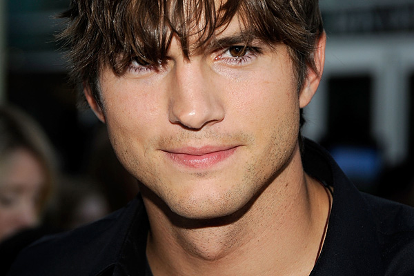 Ashton Kutcher is the best paid actor on TV