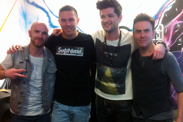 The Script chats to Clint in Sydney