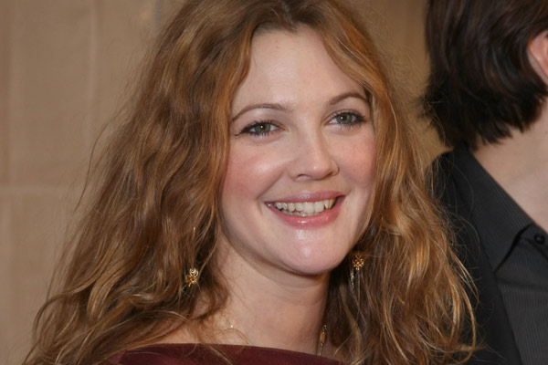 Drew Barrymore is a mum