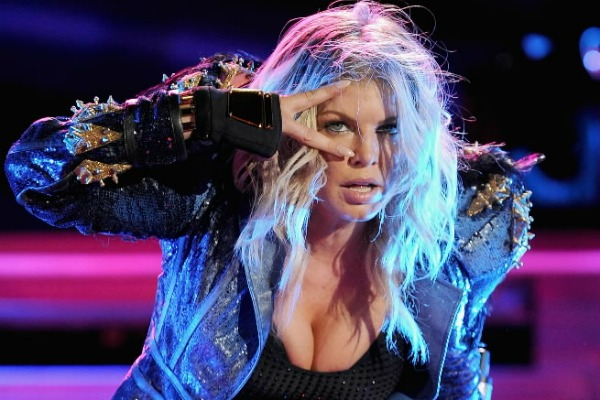 Fergie Once Made Out With Black Eyed Peas Bandmate