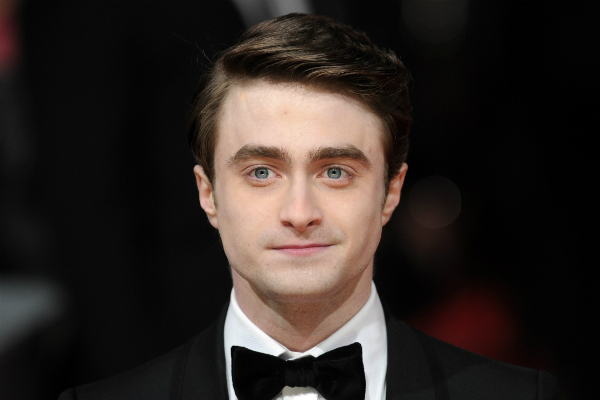 Daniel Radcliffe has been named Britain's richest star