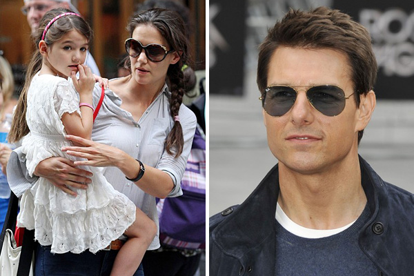 Katie Holmes getting back together with Tom Cruise