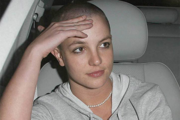 Britney's former manager tells his story on why Britney shaved her head