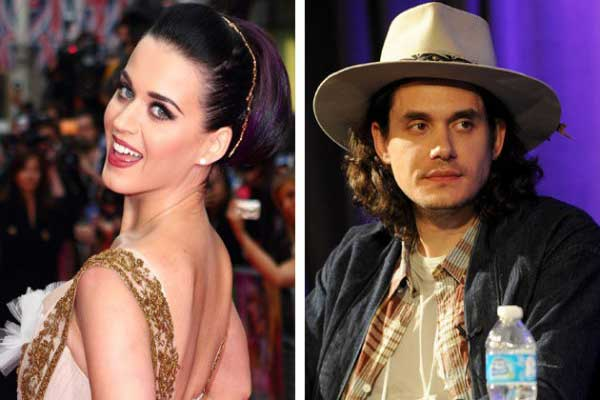 John Mayer & Katy Perry keeping the neighbours awake