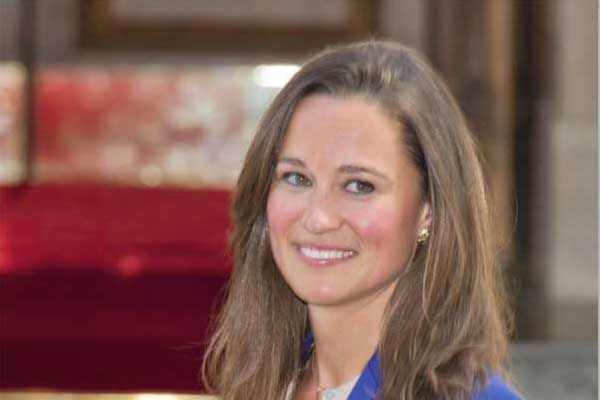 Pippa Middleton opens up about her life in the spotlight