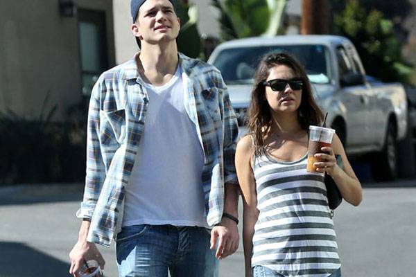 Mila Kunis pregnant?
