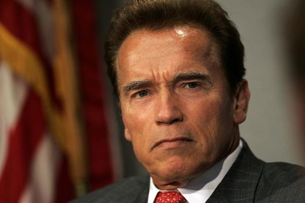 Arnold Schwarzeneggar didn't like his most famous movie line