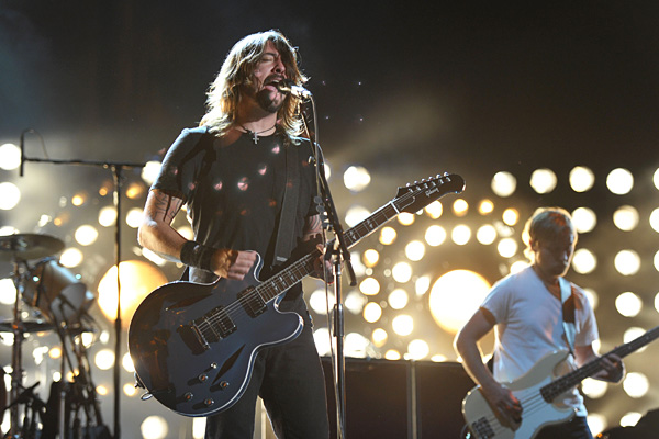 Are the Foo Fighters breaking up or not?