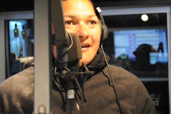 Valerie Adams in studio - the full interview