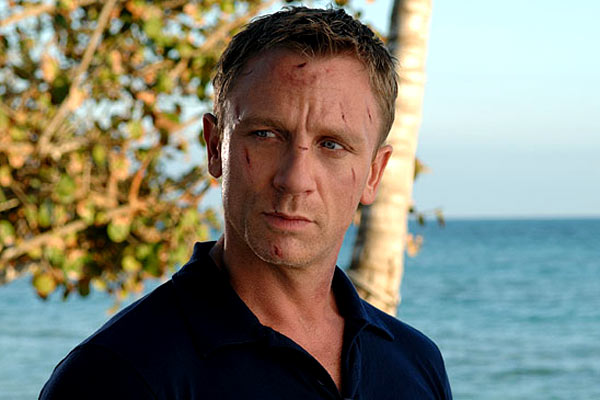 Daniel Craig defends the Bond brand