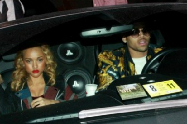 Chris Brown breaks up with girlfriend over Rihanna