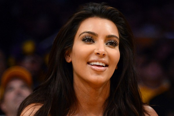 Kim Kardashian talks about her next wedding...