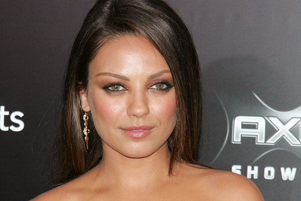 Mila Kunis crowned Esquire's sexiest woman alive