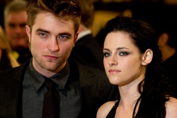 Rob and Kristen are being forced to do Twilight promo together