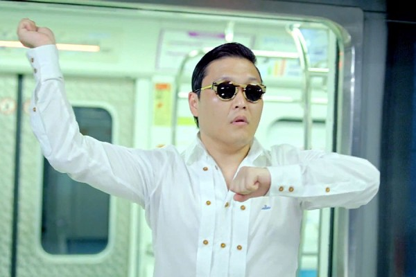 Psy has broken a world record