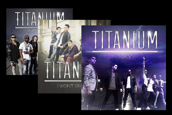 Titanium make NZ music history