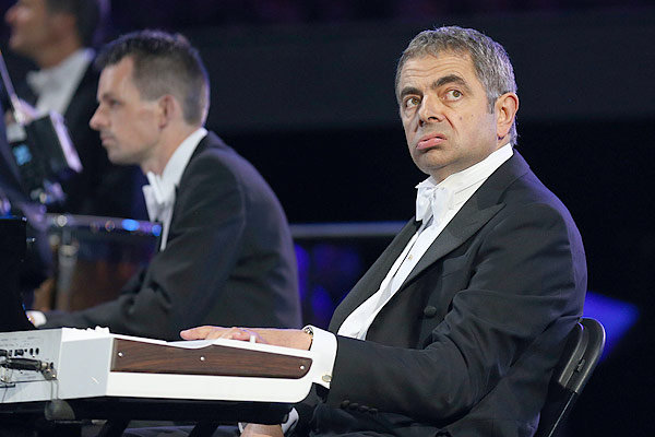 Will Mr. Bean be laid to rest?