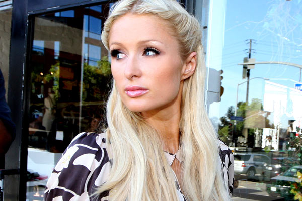 Paris Hilton has another song…with L'il Wayne!