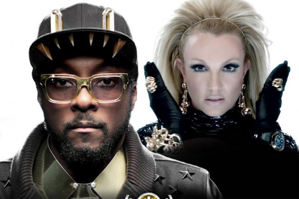Britney & Will.i.Am made a song together
