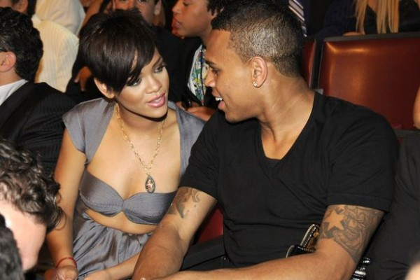 Rihanna and Chris Brown work together again