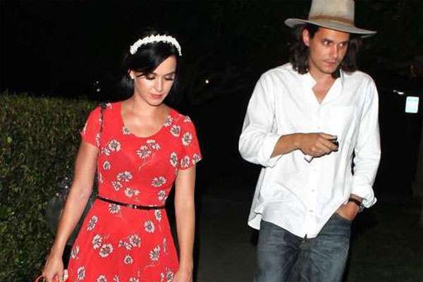 Katy Perry &amp; John Mayer go public