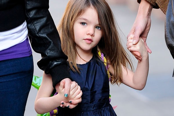 Suri Cruise will have a better Christmas than you