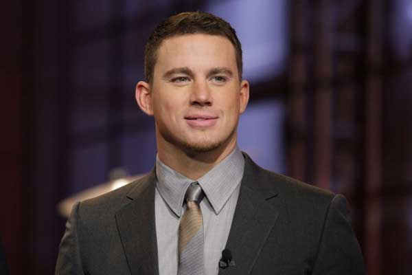 Christmas has come early for Channing Tatum