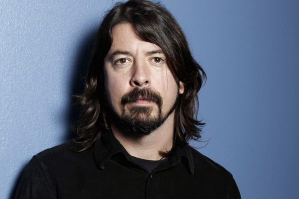 Dave Grohl reunites Nirvana with new singer?
