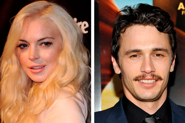 James Franco tried to reach out to Lindsay Lohan
