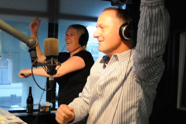 John Key does Gangnam!