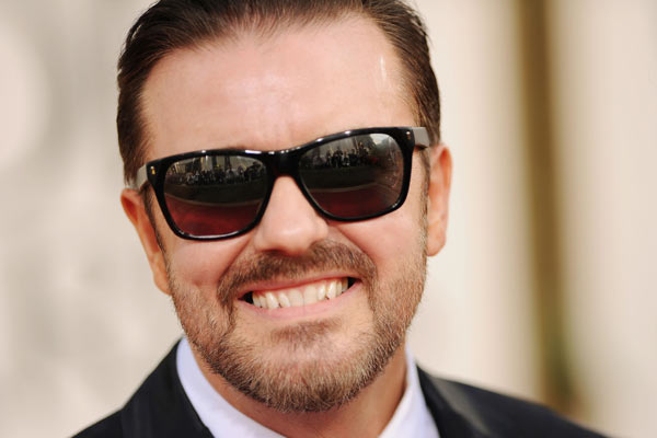 Ricky Gervais to join the Muppets