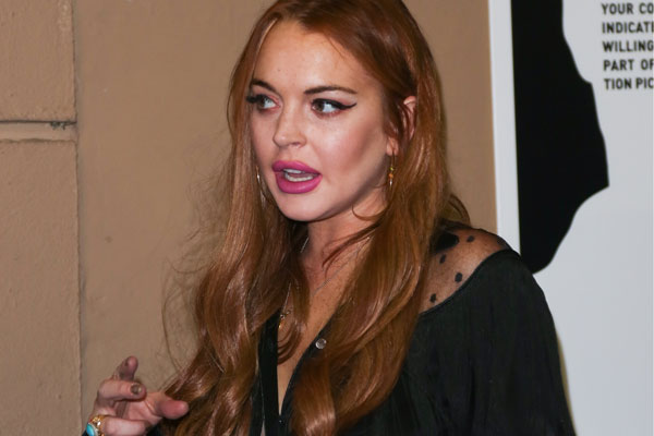 How much did Lindsay Lohan make this year?