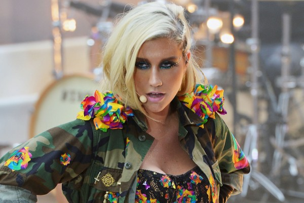 Ke$ha's single has been dropped from American radio stations