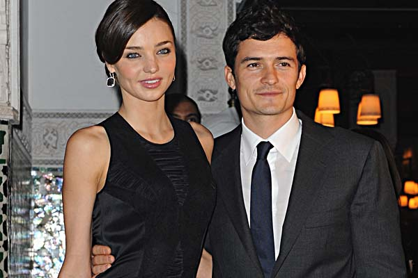 Miranda Kerr talks about the rumours that her marriage is over
