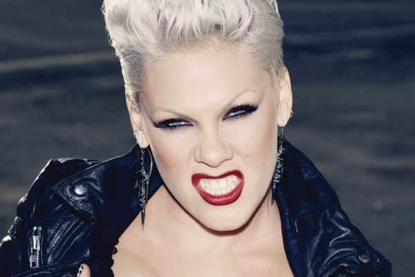 Pink deletes her Instagram account.