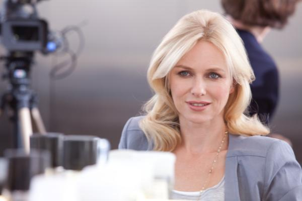 Who wrote Naomi Watts a letter to say how great she is?