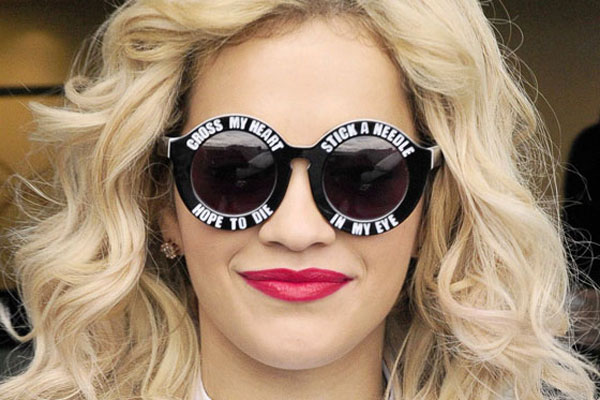 Who did Rita Ora cheat on Rob Kardashian with?
