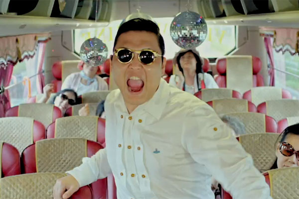 Gangnam style hits one billion!